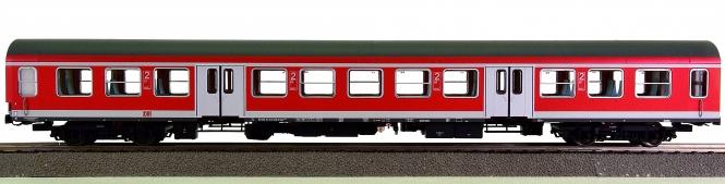 Brawa 46015 – 2. Klasse Nahverkehrswagen der DB AG