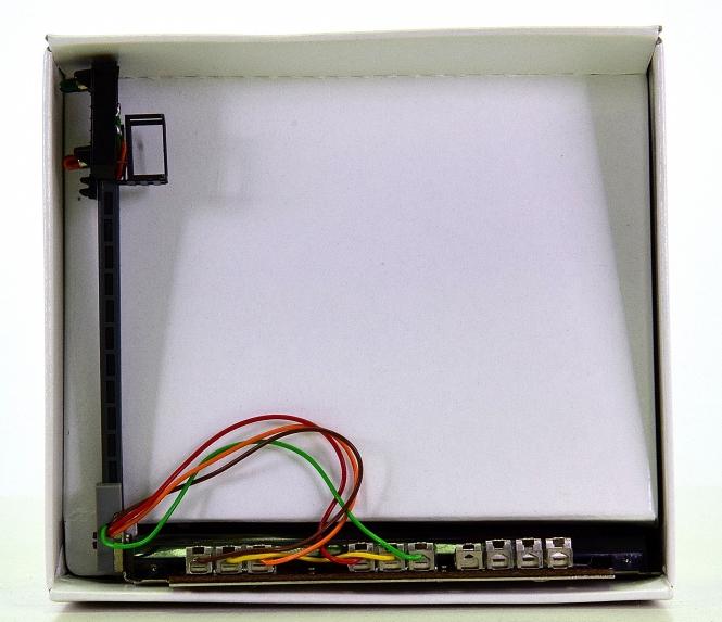 Märklin 7241 – Licht-Hauptsignal mit Zugbeeinflussung, Hp0, Hp1, Hp2