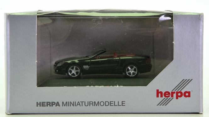 Herpa 197847 - Mercedes Benz SL HCC PKW 2008 Cars Club