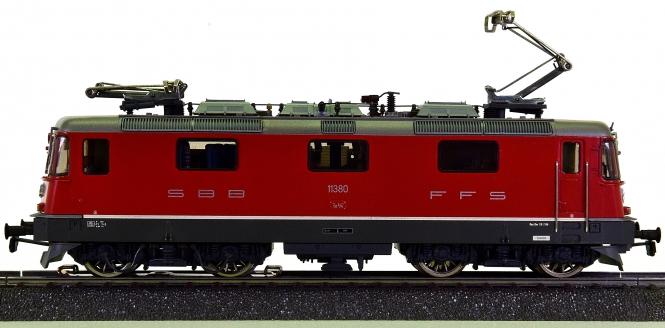 HAG 165 (AC) – Elektrolok BR Re 4/4 II der SBB/CFF/FFS