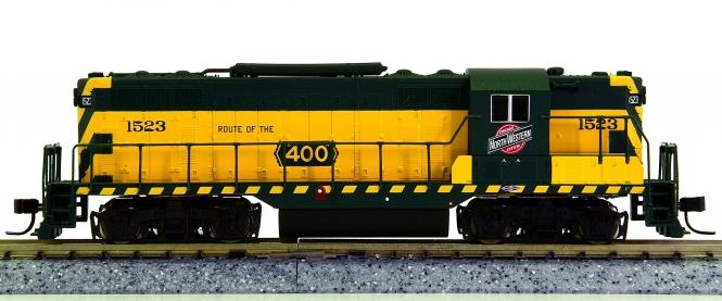 Atlas 48105 (N) – Diesellok GP-7 TT der Chicago & Northwestern (CNW)