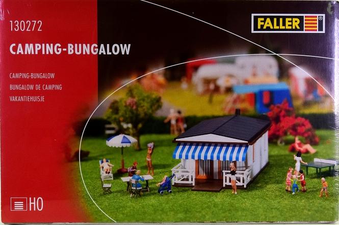 Faller 130272 – Bausatz Camping-Bungalow
