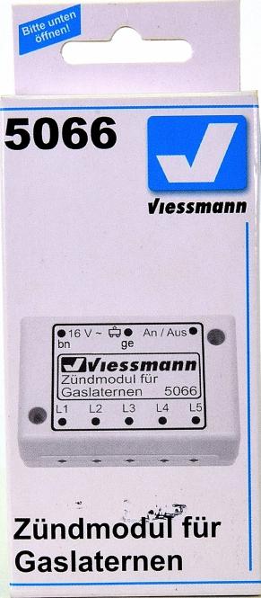 Viessmann 5066 - Zündmodul für Gaslaternen