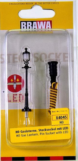 Brawa 5576 - Leuchtreklame-Laufschrift, mit Steuergerät