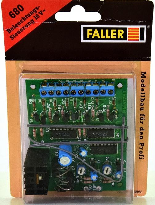 Faller 680 (180680) - Beleuchtungssteuerung, 16 V~