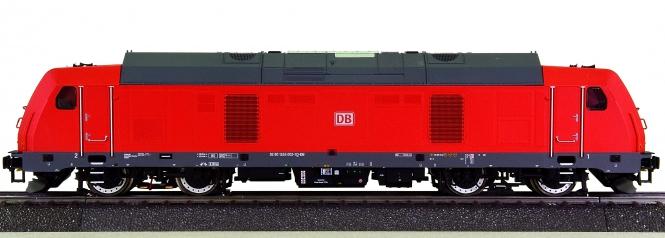 Brawa 42903 (AC) - Mehrzweck-Dieselok BR 245 (Traxx) der DB AG, digital + Sound