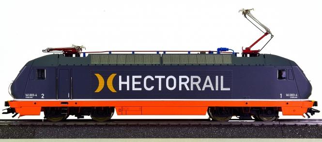Märklin 37307 – Mehrzweck-Elektrolok BR 141 der Hectorrail (SJ), digital (mfx)