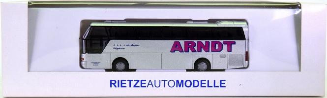 Rietze 65003 (1:87) - Reisebus Neoplan Cityliner -Arndt-