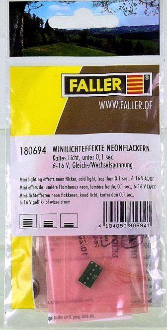 Faller 180694 - Minilichteffekte Neonflackern