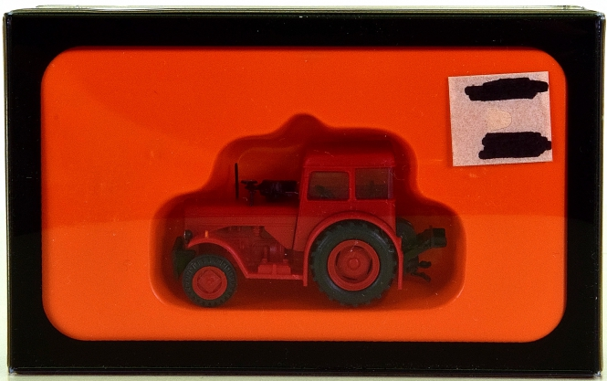 Preiser 21000 (H0) - Zirkus Krone, Schlepper Hanomag R55