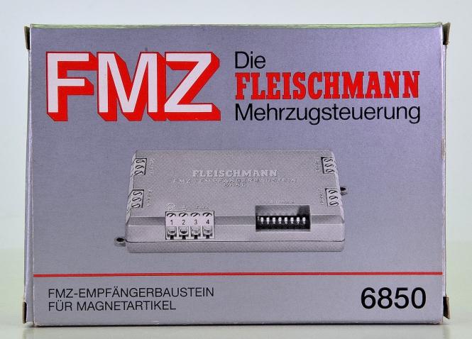 Fleischmann 6850 - FMZ-Empfängerbaustein für Magnetartikel