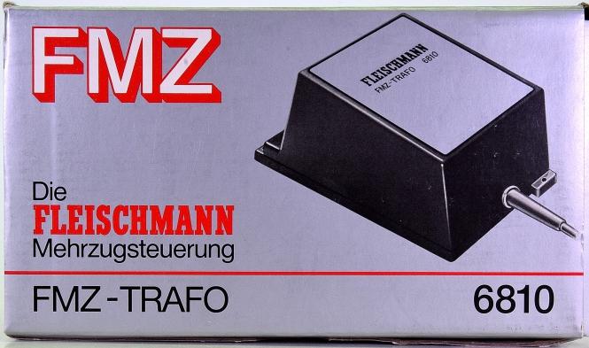 Fleischmann 6810 – FMZ-Trafo 220 V, 69 VA und 7,7 VA