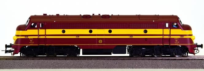 NMJ 1000214 – Mehrzweck-Diesellok Serie 1600 -Nohab- der CFL, digital + Sound