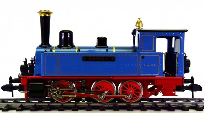 Märklin Maxi 5450 (Spur 1) – Tender-Dampflok der K.W.St.E., digital & Rauch