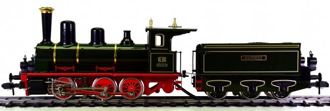 Märklin Maxi 5452 (Spur 1) – Dampflok GIII der K.Bay.Sts.B, digital & Rauch