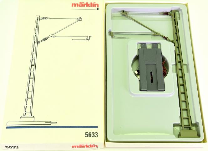 Märklin 5633 (Spur 1) - Anschlussmast für Oberleitung