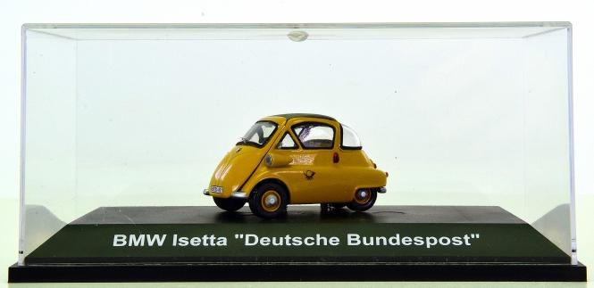 Schuco (1:43) – BMW Isetta Deutsche Bundespost