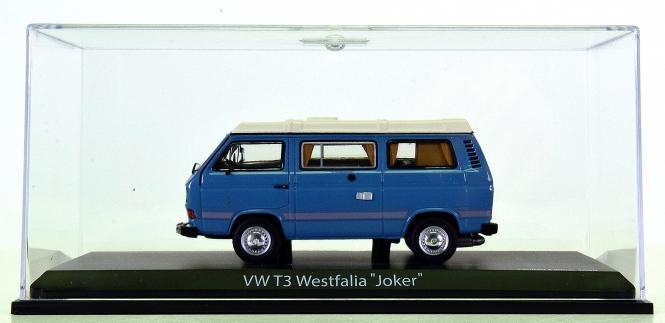 Schuco 03476 (1:43) – VW T3 Westfalie -Joker-
