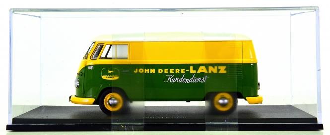 Schuco 08924 (1:43) – VW T1 Kasten -John Deere Kundendienst-