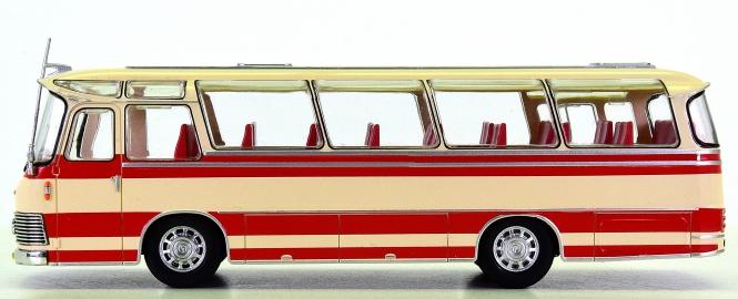 Ixo Models BUS011 (1:43) – Bus Neoplan NH 9L 1964