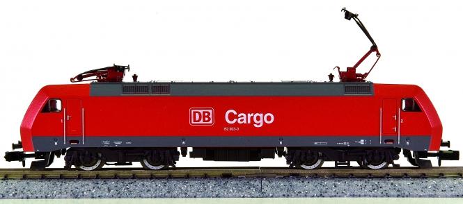 Minitrix 12647 – Güterzug-Elektrolok BR 152 der DB Cargo