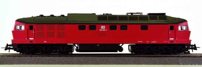 Roco 52506 (H0) - Mehrzweck-Diesellok BR 232 der DB AG