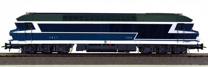 Roco 62982 (H0) - Mehrzweck-Diesellok BR 72000 der SNCF