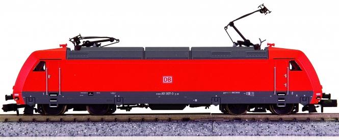 Fleischmann 735507 (N) - Elektrolok BR 101 der DB AG