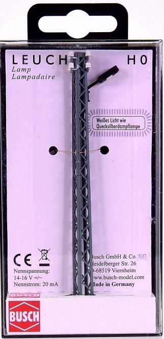 Busch 4150 (H0) - Gittermast-Leuchte