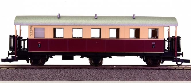Roco 44861 - 3-achs. Zwischenwagen zum ET85 (Roco 43007) der DRG
