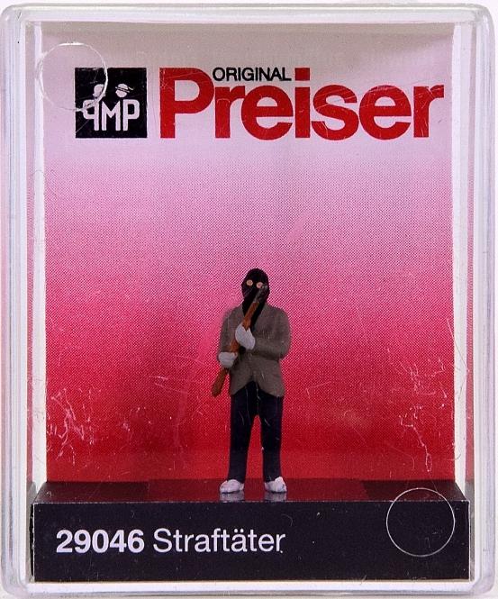 Preiser 29046 (H0) - Straftäter / Criminal