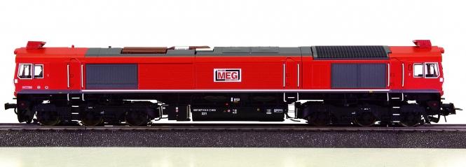 ESU 31286 (DC/AC) – Diesellok der MEG Class 77, digital, Sound & Rauch