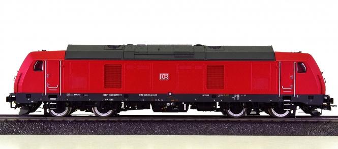 ESU 31097 (DC/AC) – Diesellok BR 245 der DB AG, digital, Sound & Rauch