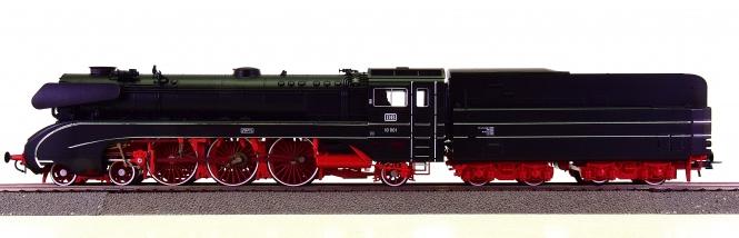 Roco 62190 – Schlepptender-Dampflok BR 10 der DB
