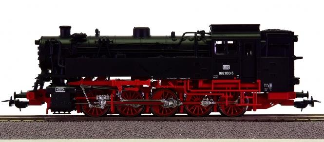 Piko 50041-3 – Tender-Dampflok BR 82 der DB