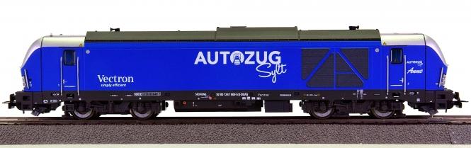 Piko 59988 – Diesellok Vectron BR 247 -Autozug Sylt-