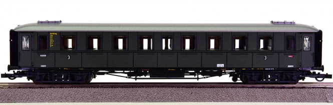 Roco 44538 – 3. Klasse Schnellzug-Abteilwagen C4üe der DB