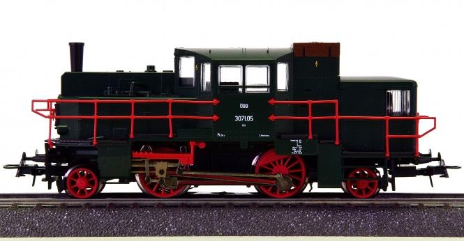 Roco 79211 (AC) - Dampftriebwagen Reihe 3071 der ÖBB, digital + Sound