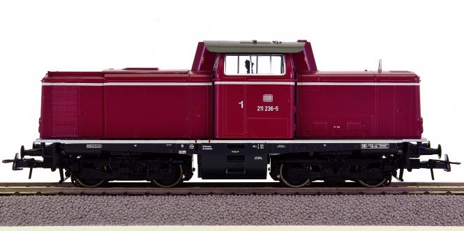 Roco 52526 – Diesellok BR 211 der DB