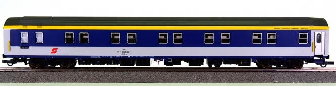 Roco 64757 – Schlafwagen T2S Umbauversion der ÖBB