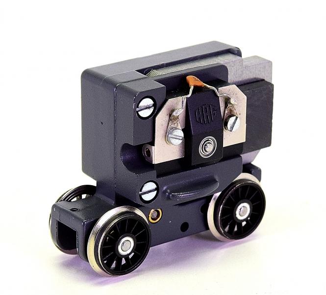 HAG 160075-90P – Motor komplett mit Permanentmagnet WS für Re 4/4 (alte Generation)