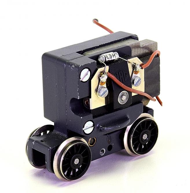 HAG 160075-75P – Motordrehgestell mit Permanentmagnet WS, für Re 4/4