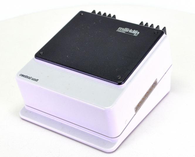 Märklin 6020 – Control Unit, Digital-Zentraleinheit, MM-Format
