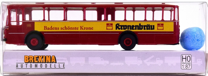 Brekina 59045 (1:87) – Mercedes-Benz O 317 K -DB / Kronenbräu-