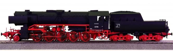Liliput L131502 – Schlepptender-Dampflok BR 42 der DB, digital + Sound (DCC)