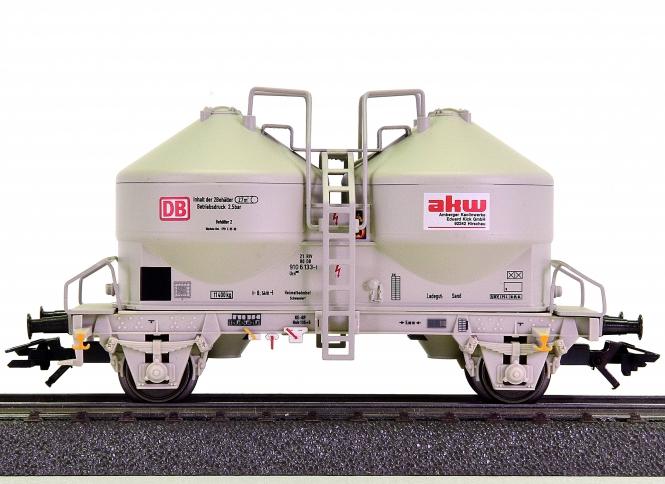 Märklin 46618 - Staubbehälterwagen Amberger Kolinwerke  der DB AG