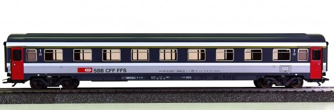 Märklin 4266 – 1. Klasse Eurofima-Schnellzugabteilwagen der SBB