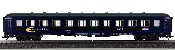Märklin 42696 – 2. Klasse Liegewagen Bcm der NS