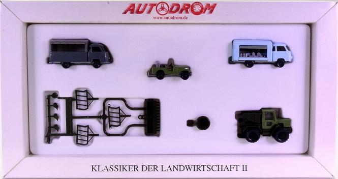 Wiking 99036 (1:87) – Klassiker der Landwirtschaft II