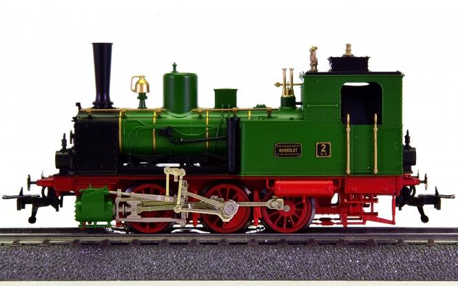 Fleischmann 1822 (AC) – Tender-Dampflok T3 (BR 89) der K.P.E.V.